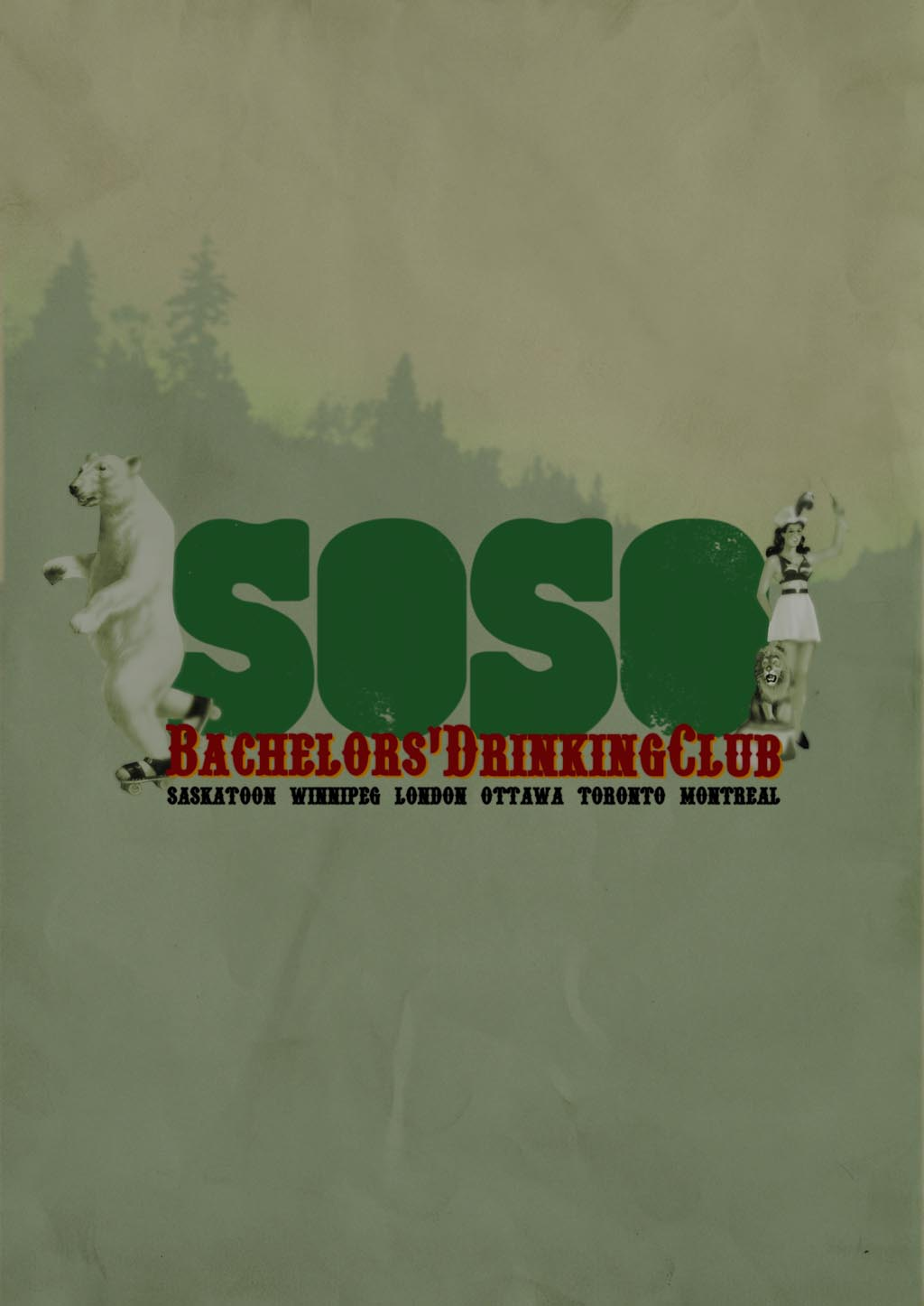 soso – Bachelors' Drinking Club
