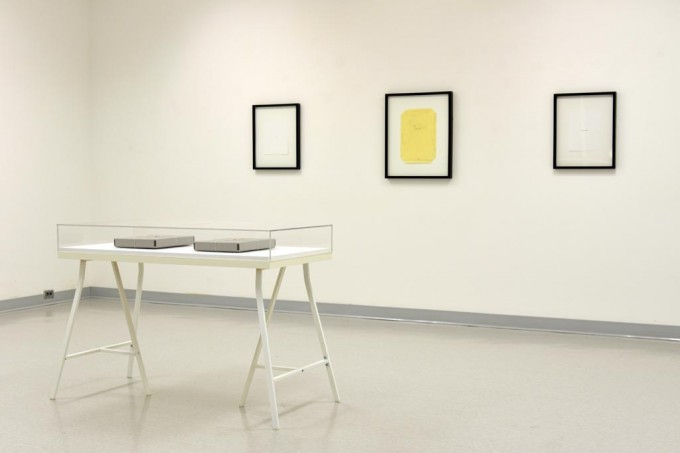 Troy Gronsdahl, More of the same (installation view)