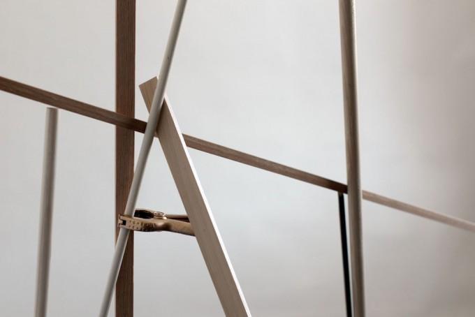 Troy Gronsdahl, Framework Series (installation detail)
