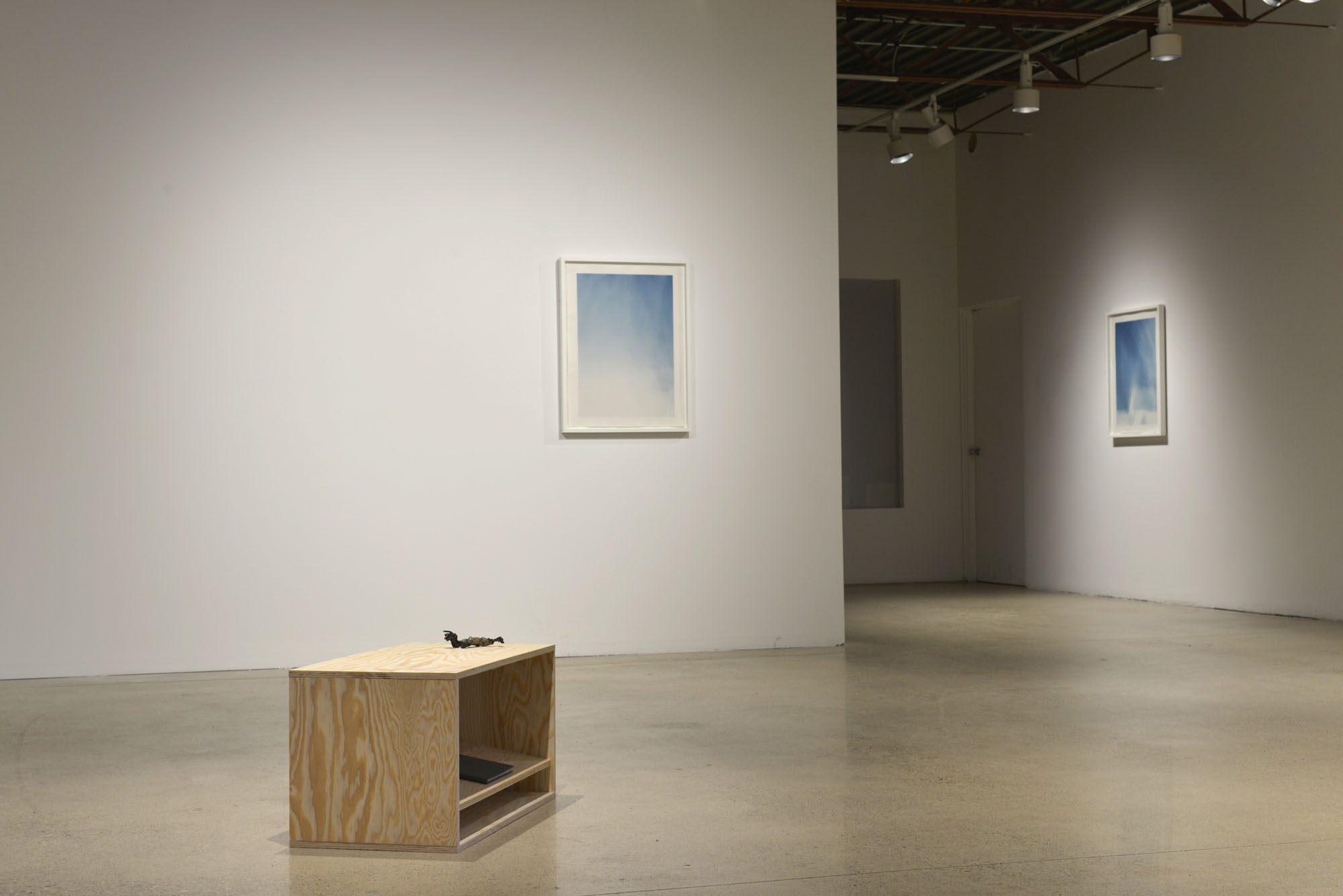 Troy Gronsdahl, The same as the shape of an object, Exhibition documentation