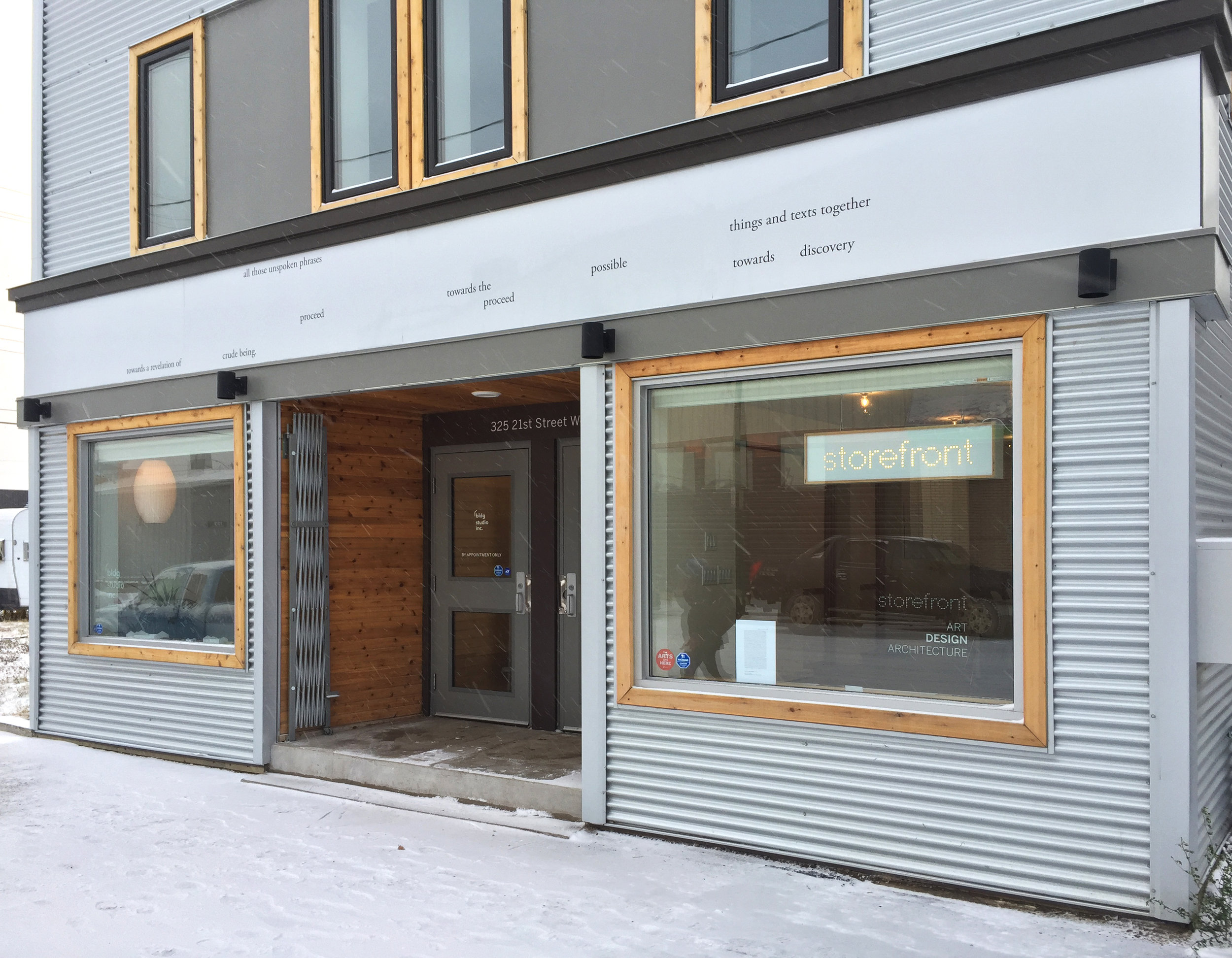 troy gronsdahl soso storefront